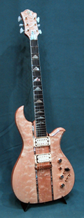 B.C.Rich Eagle Modify